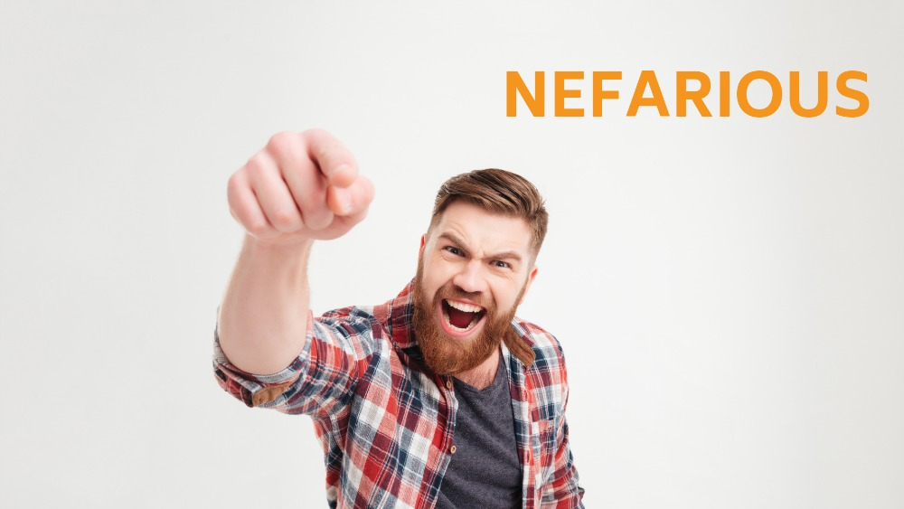 Nefarious-Smart-Words-to-Use-in-Your-Online-Course