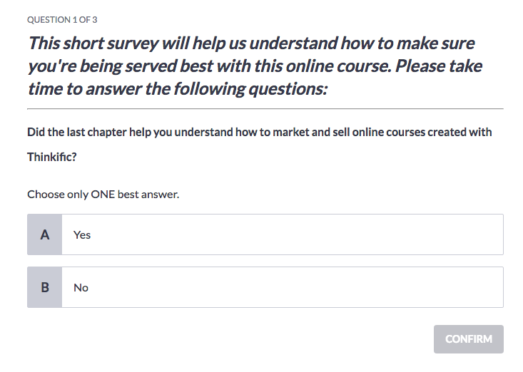 Exit-Survey-in-Online-Course